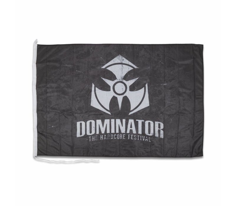 DOMINATOR FLAG BLACK