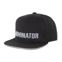 DOMINATOR THEME SNAPBACK BLACK