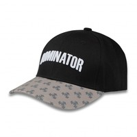 DOMINATOR TRUCKERCAP BLACK