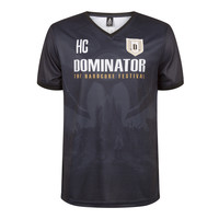 DOMINATOR SOCCERSHIRT BLACK