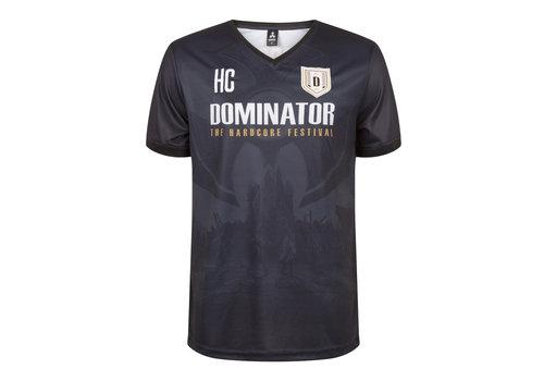 Dominator DOMINATOR SOCCERSHIRT BLACK
