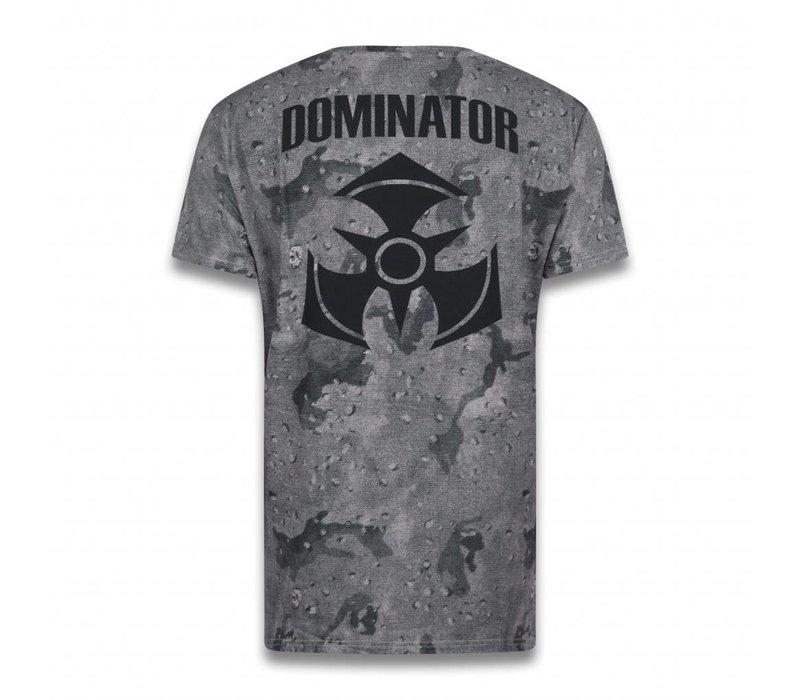 DOMINATOR T-SHIRT GREY