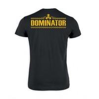 DOMINATOR T-SHIRT BLACK
