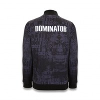 DOMINATOR TRACKJACK BLACK PATTERN