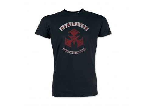 DOMINATOR LINE UP T-SHIRT GREY