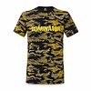 Dominator Dominator t-shirt yellow/dessert
