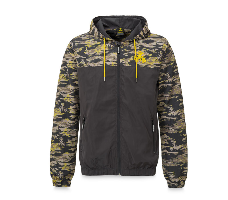 Dominator wind jacket black/dessert