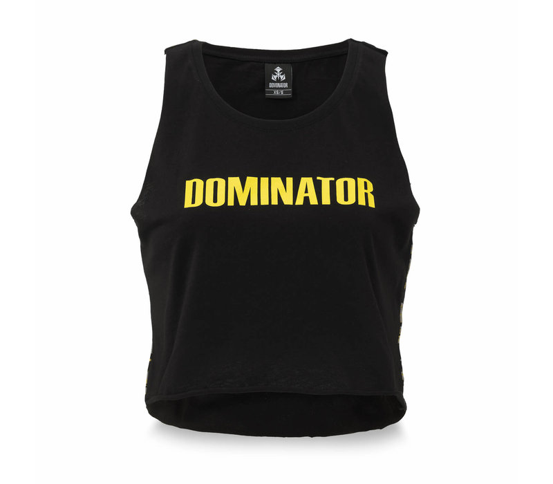 Dominator short tee black/dessert