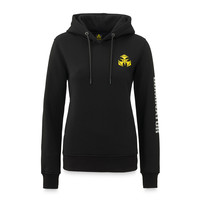 Dominator hoodie black/yellow