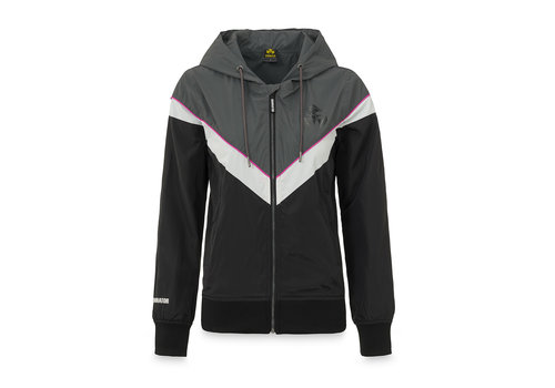 Dominator Dominator wind jacket black/grey