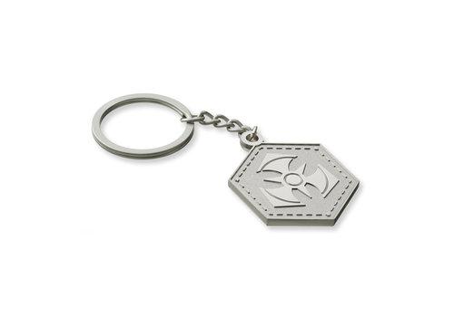 Dominator Dominator metal keychain