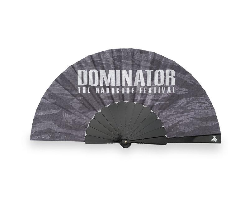 Dominator handfan grey/dessert