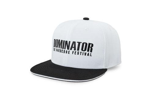 Dominator Dominator snapback white/black