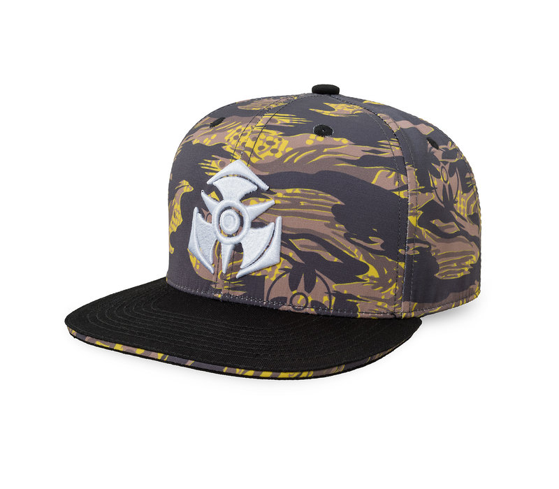 Dominator snapback brown/dessert