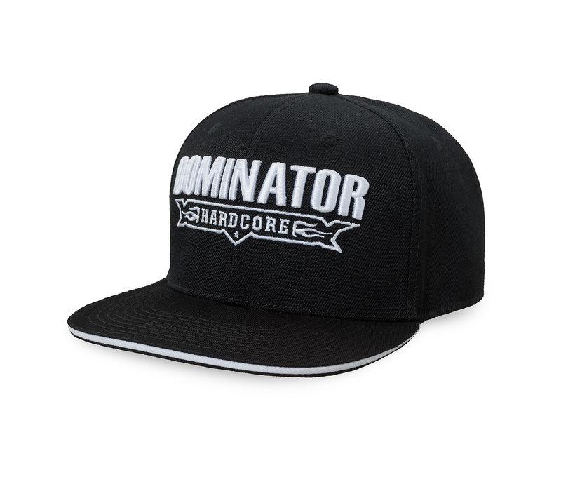 Dominator snapback black/white