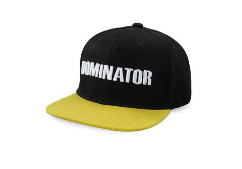 Dominator Dominator snapback black/yellow