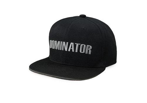 Dominator Dominator snapback black/theme visor
