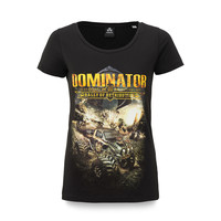 Dominator 2019 line up t-shirt