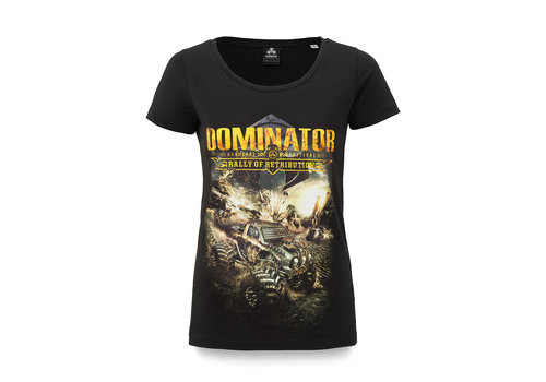 Dominator Dominator 2019 line up t-shirt