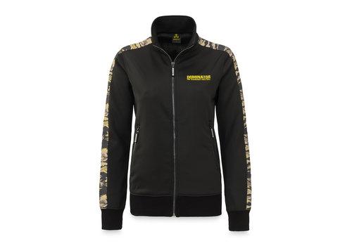 Dominator Dominator track jacket black/dessert