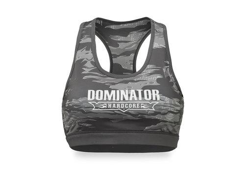 Dominator Dominator sport bra grey/dessert