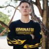 Dominator Dominator longsleeve black/yellow