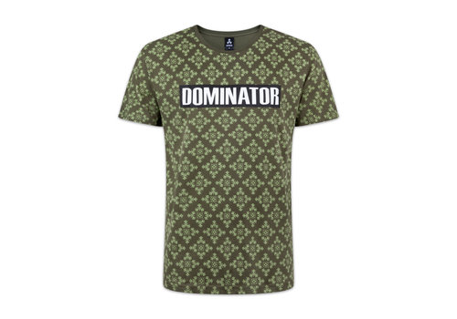 Dominator DOMINATOR T-SHIRT ARMY GREEN