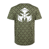 DOMINATOR T-SHIRT ARMY GREEN