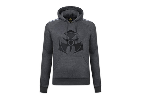 Dominator DOMINATOR HOODIE DARK HEATHER GREY