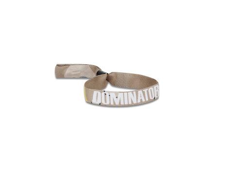 Dominator DOMINATOR WOVEN BRACELET BROWN