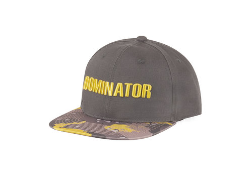 Dominator DOMINATOR SNAPBACK GREY/CAMO