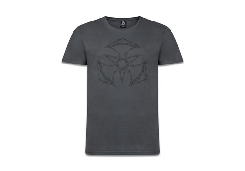 Dominator DOMINATOR T-SHIRT ANTHRACITE