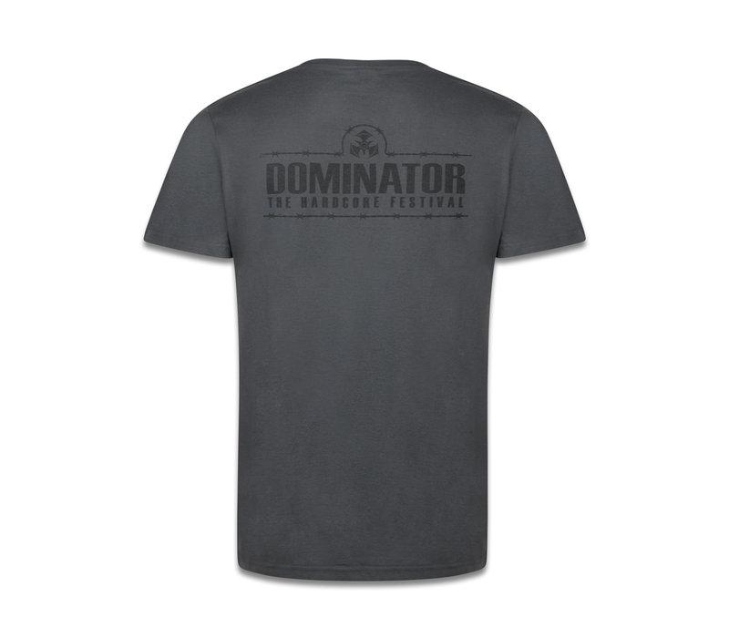DOMINATOR T-SHIRT ANTHRACITE