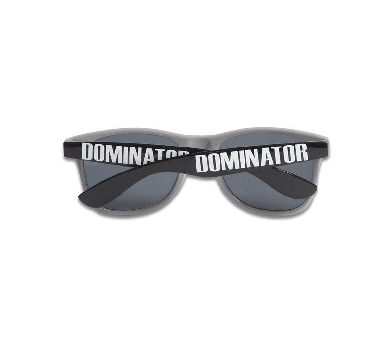 DOMINATOR SUNGLASSES BLACK/GREY