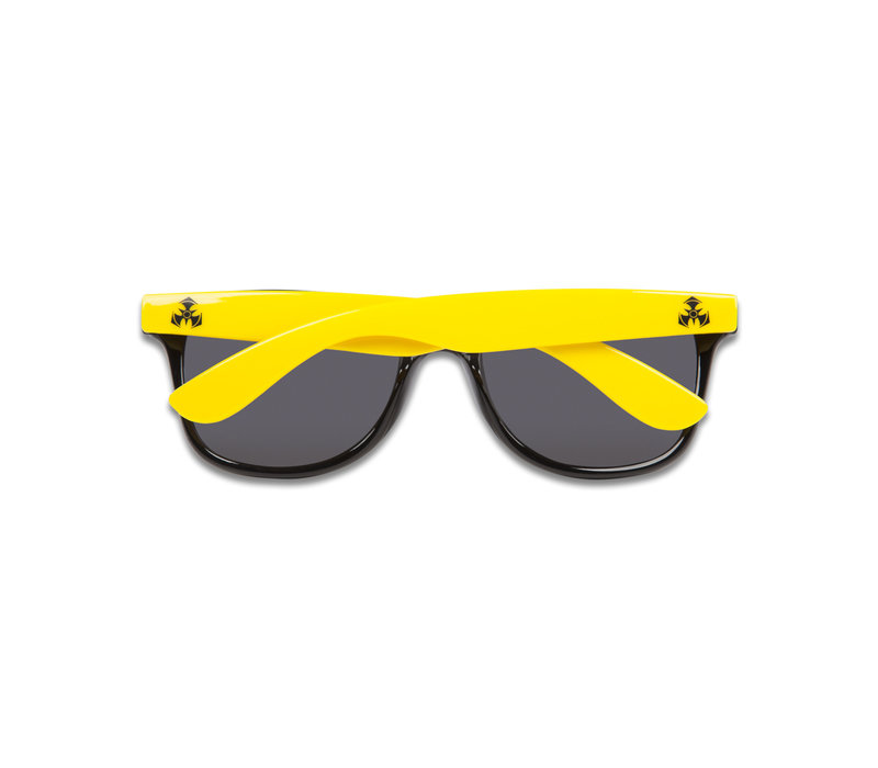 DOMINATOR SUNGLASSES BLACK/YELLOW