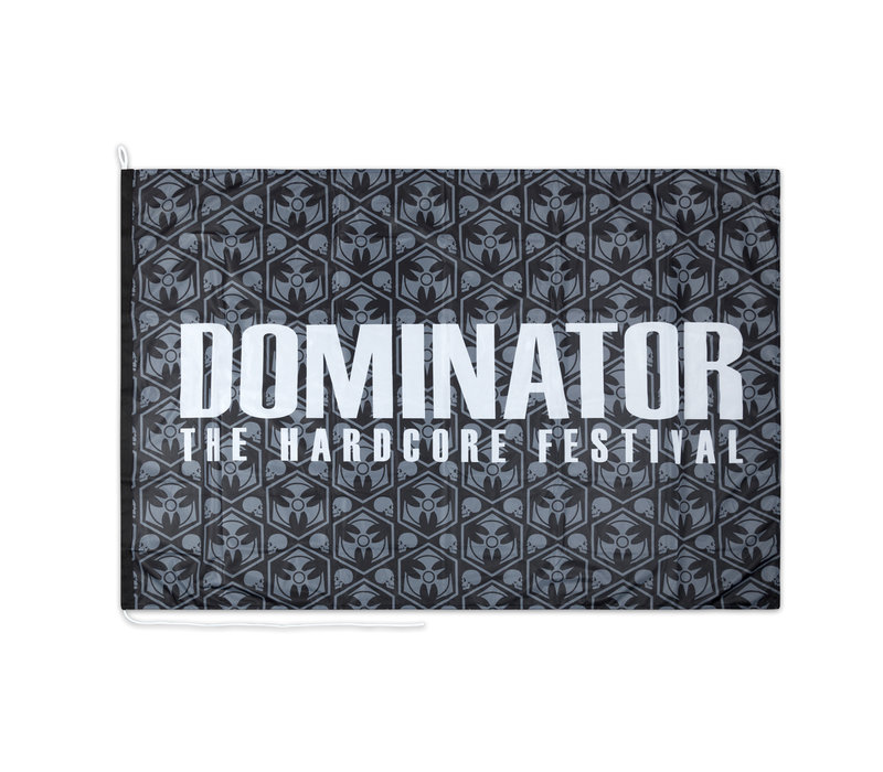 DOMINATOR FLAG GREY/WHITE