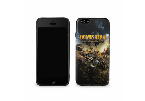 Dominator Dominator theme phone case