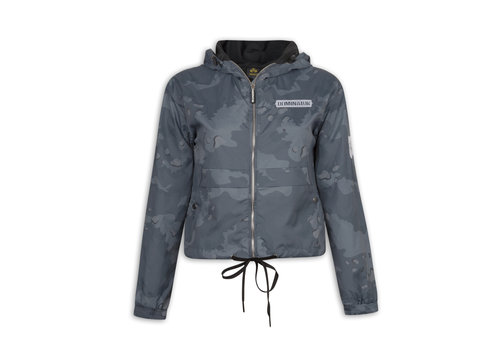 Dominator DOMINATOR CROPPED JACKET GREY