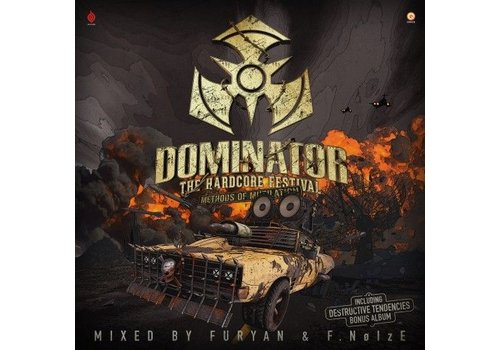 Dominator Dominator CD 2016