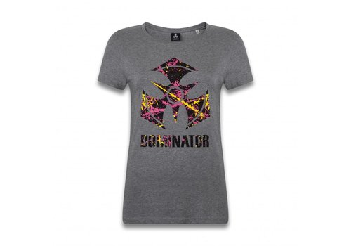 Dominator Dominator T-shirt heather grey