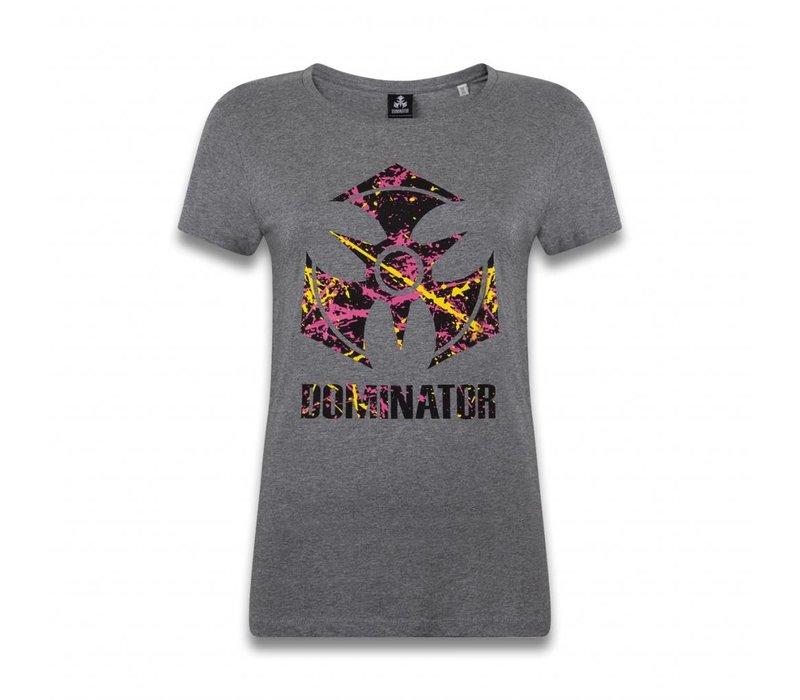 Dominator T-shirt heather grey