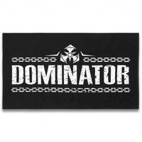 Dominator towel black