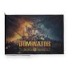 Dominator Dominator flag black/theme