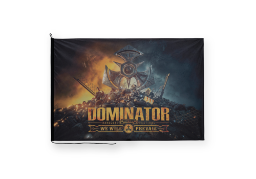 Dominator Dominator flag black/theme