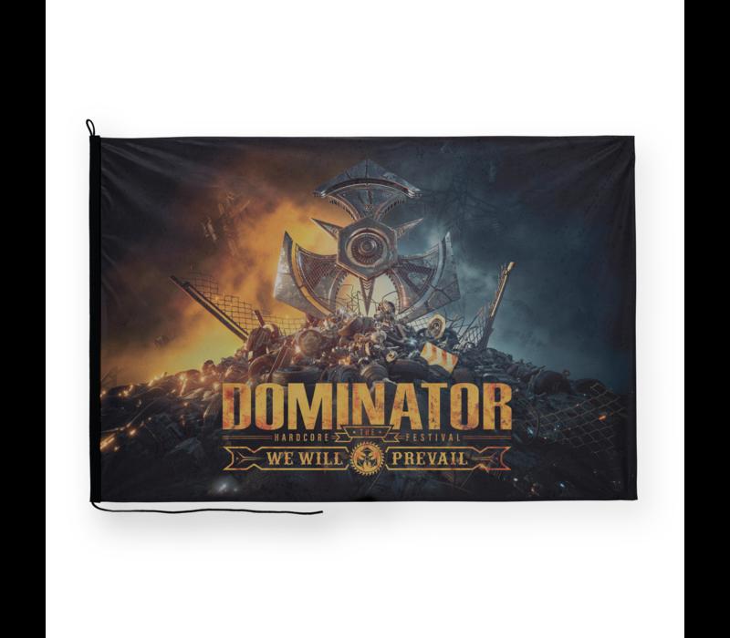 Dominator flag black/theme