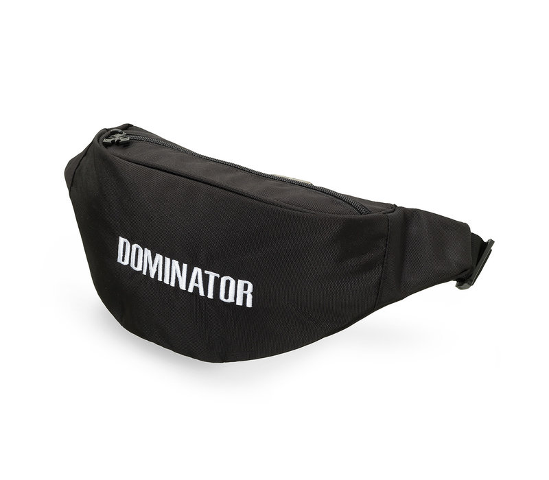 Dominator fannypack black/white