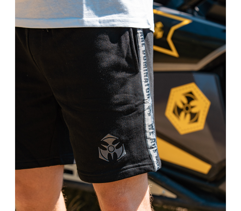 Dominator short (jogging) black