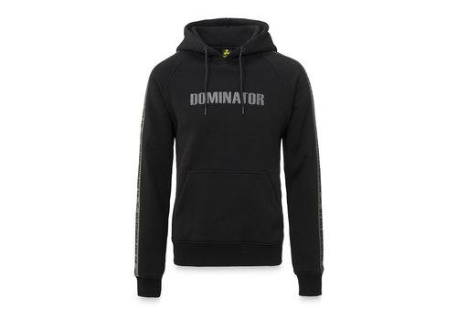 Dominator Dominator hoodie black/tape