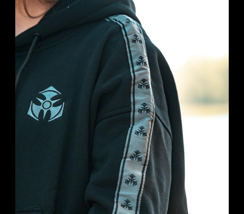 Dominator boyfriend hoodie black