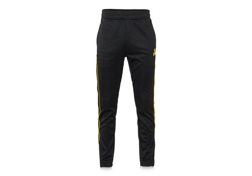 Dominator Dominator track pants black/yellow